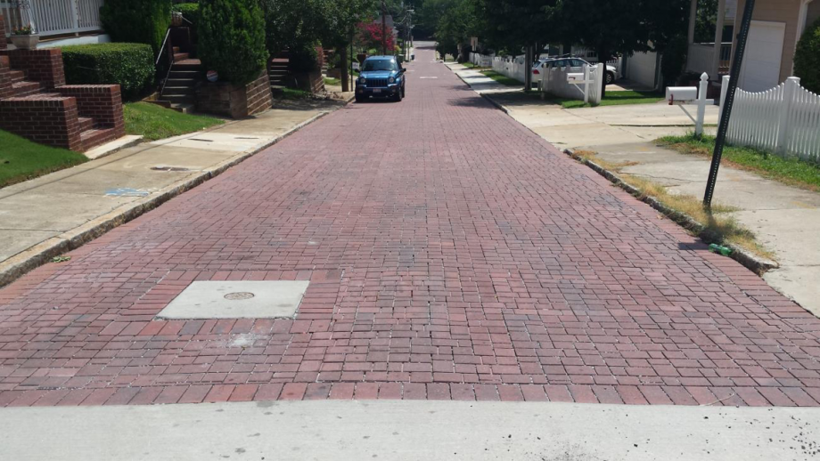 Atlanta Installs Permeable Pavement in Flood-Prone ...